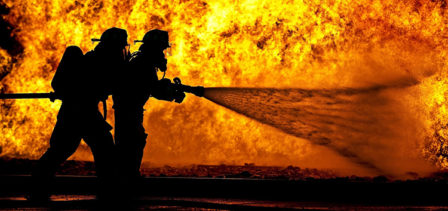 The hidden risk facing our fire-fighting heroes