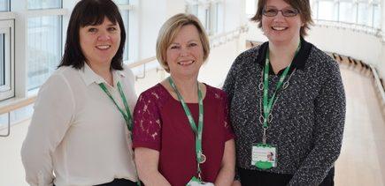 Lung Cancer Nurses Win Prestigious Prize