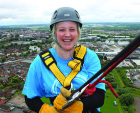 Liverpool Abseil