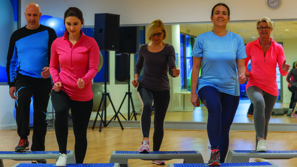 Light exercise, like aerobics, can help reduce breathlessness