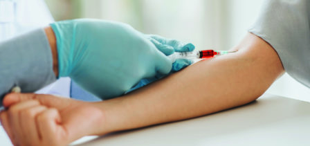 Blood test detects cancer up to four years before symptoms