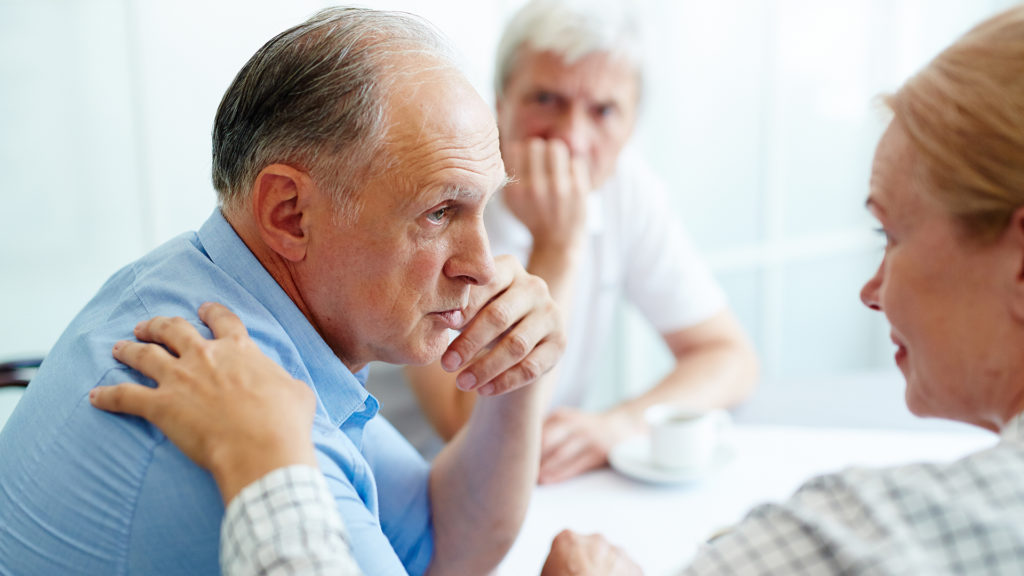 Isle of Man lung cancer support group
