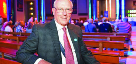 A message of thanks from our founder, Ray Donnelly