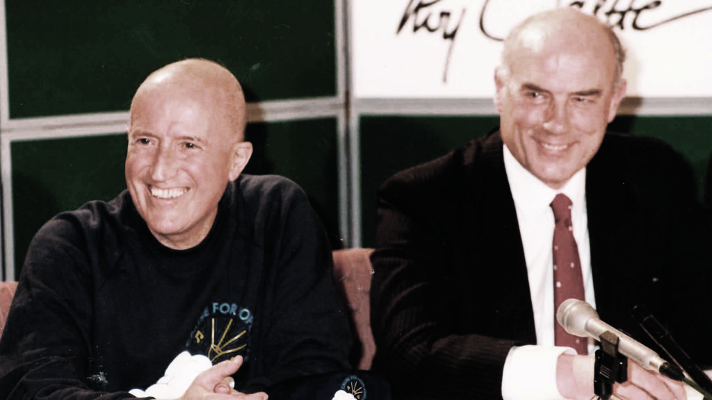 roy castle and ray donnelly