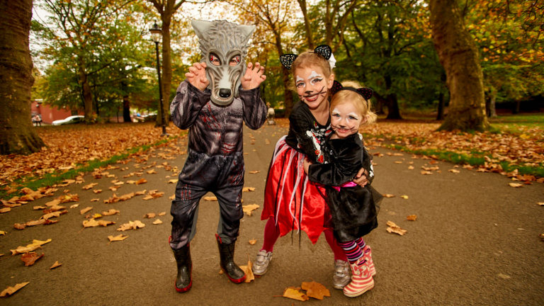 Spooky Welly Walk Birmingham Tickets