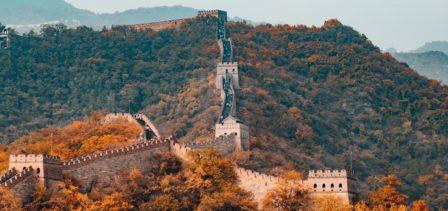 Great Wall Of China Cycle 2021