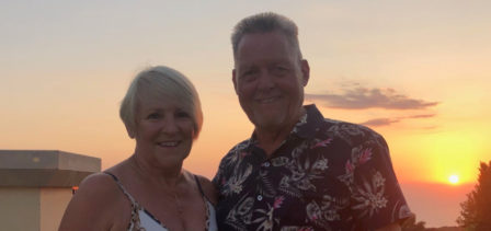 Tony's Story – Living with lung cancer and kidney mets