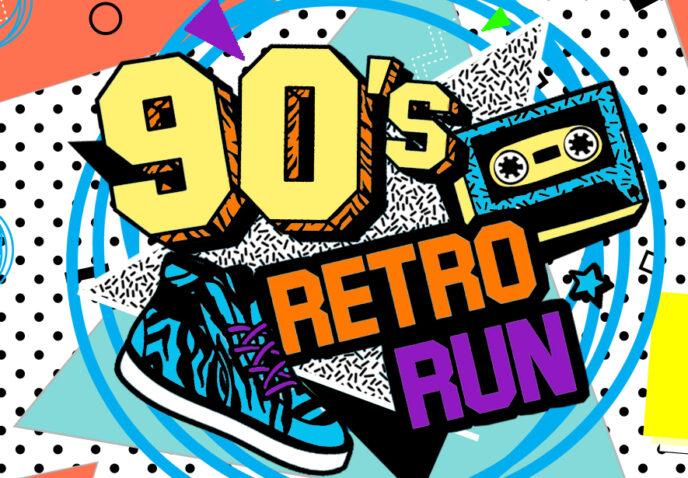 I Love the 90's Virtual Run