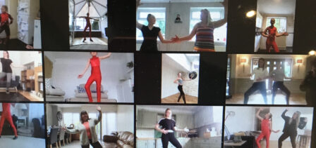 Ker-Mel School of Dancing take on the tapathon