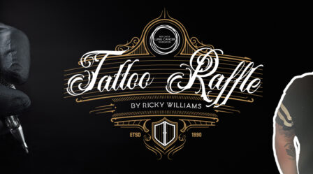 Ricky Williams: Tats Fantastic