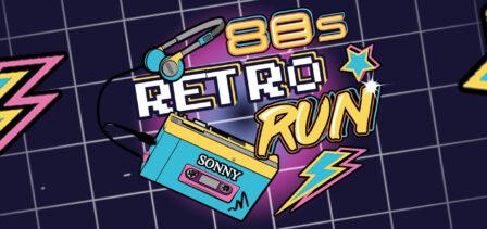 I Love the 80s Virtual Run