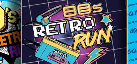 Retro Running Series