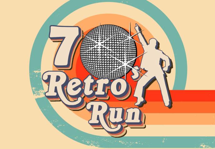 I Love the 70s Virtual Run