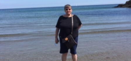 Lung cancer is still here: Anne Ward